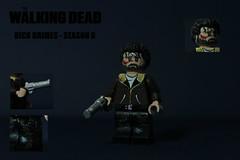 Rick Grimes - The Walking Dead Season 6/7 (TheCampervanTom) Tags: lego custom rick grimes walking dead season 6 7