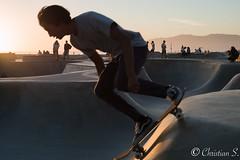 Venice, Kalifornien, USA (christianschwab1908) Tags: tag3 usa leica roadtrip kalifornien urlaub m262 westküste 2016 losangeles venicebeach sonnenuntergang westkã¼ste summicronm50mmf20