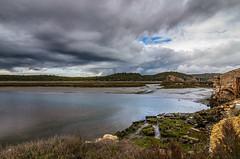 Bad Weather 488 (_Rjc9666_) Tags: algarve clouds colors landscape nikond5100 portugal rio rioarade river sky tokina1224dx2 weather farodistrict pt ruijorge9666 estombar 1564 488