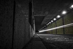 Tunnelvision (bas.handels) Tags: heerlen limburg longexpo longexposure le slowshutter sluitertijd nacht night dark parkstad nederland architecture architectuur