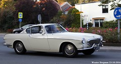 Volvo P1800 1962 (XBXG) Tags: al6889 volvo p1800 1962 volvop1800 coup coupe overveen nederland holland netherlands paysbas vintage old classic swedish car auto automobile voiture ancienne sudoise sweden sverige zweden sude zweeds