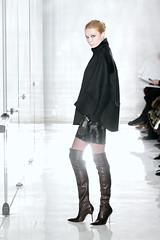 CHADO FW11 NEW YORK 02/14/11 (Mademoiselle Snow) Tags: ralph rucci autumnwinter 2011 ready wear collection