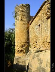 Torre a Peratallada (PCB75) Tags: tower torre tour catalonia medieval girona keep catalunya muralla catalogna catalogne peratallada baixempord firamedieval