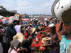 """Kumasi Market • <a style=""""font-size:0.8em;"""" href=""""http://www.flickr.com/photos/125032427@N07/15883093663/"""" target=""""_blank"""">View on Flickr</a>"""