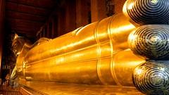 Bangkok, Wat Pho (wattallan594) Tags: thailand bangkok buddha reclining wat pho