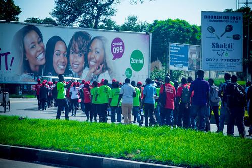 International Condom Day 2015: Zambia