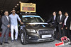 John unveils official lead car for STANDARD CHARTERED Mumbai Marathon 2015