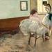 Edgar Degas (París, 1834-1917) La clase de danza (c. 1879)