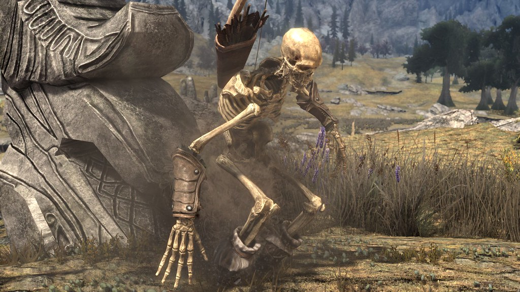 The World's Best Photos of skeleton and skyrim - Flickr Hive