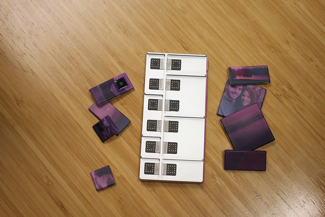 Project Ara Spiral 2 Prototype