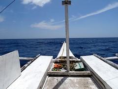 Bateau vers Pamilacan Island