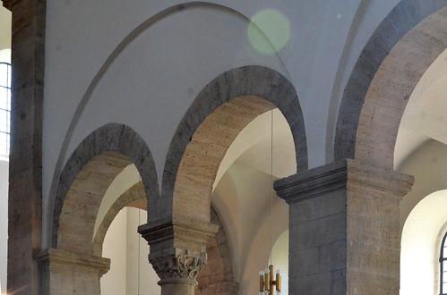 Huysburg (Saxe-Anhalt), abbatiale bénédictine  - 03