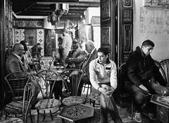Memories of Tunis: Shisha Break (Trouvaille Blue) Tags: africa travel shisha northafrica tunisia tunis smoking medina waterpipe hookah trouvailleblue