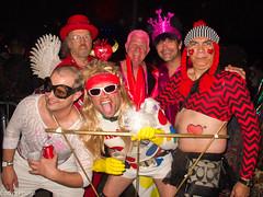 IMG_6479 (EddyG9) Tags: party music ball mom costume louisiana neworleans lingerie bodypaint moms wig mardigras 2015 momsball