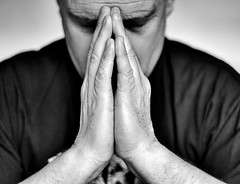 Saying a little prayer for you  (CJS*64 A man with a camera) Tags: portrait people bw blackwhite nikon prayer pray believe nikkor 50mmf18d cjs nikkorlens 50mmf18lens 50mmnikkorlens d3100 nikond3100 craigsunter cjs64