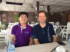 Visit to Laos