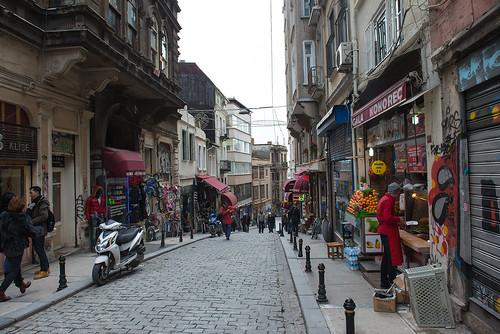 Street again ©  Andrey