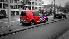 Brandweer Enschede Volkswagen Caddy (Boss-19) Tags: netherlands volkswagen 1 call 05 nederland number 99 da 95 enschede twente caddy brandweer overijssel 81   the saxion 9581 hogescholen dienstauto vvj b boss19 059581 1vvj99