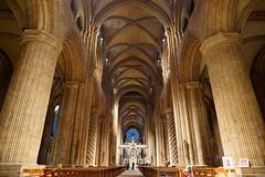 Durham interior