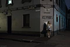 Girl From The Stars (Ranga 1) Tags: nightphotography portrait urban girl night canon streetlight nocturnal alien fitzroy australian streetphotography australia melbourne streetscene victoria cinematic fitzroystreet urbanlandscape nightexposure davidyoung ef1740mmf4lusm innersuburbs innermelbourne canoneos5dmarkiii