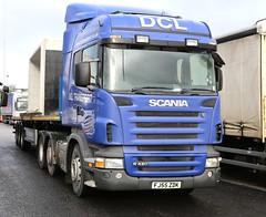 Scania R420 6x2 DCL FJ55ZDK  Frank Hilton 04032015 012 (Frank Hilton.) Tags: pictures classic truck frank photos transport hilton lorry trucks