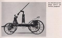 Flak aus dem kriege 1870/71 (hoosiermarine) Tags: artillery aa flak berliner zeughaus antiaircraft 1870 1871 kriege flakwaffe luftschutzes