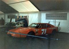 00002-Dodge Nascar (Moments of Yesterday) Tags: france sports car de la du 1999 racing mans 99 le 24 loire pays francais heures sathe