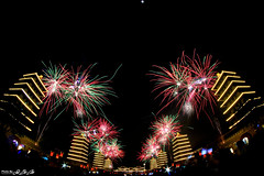 2015-02-26 (Kaohsiung New Year Festival Of Light And Peace Fireworks) ((Su Bo-An)) Tags: new light festival memorial peace fireworks buddha year taiwan center firework kaohsiung and shan  fo  guang 2015   foguangshan kaohsiungcity of fireworkshow   buddhamemorialcenter foguangshanbuddhamemorialcenter   kaohsiungnewyearfestivaloflightandpeace