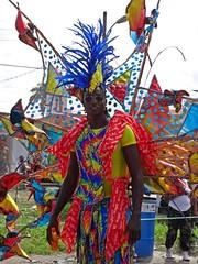 Digicel Man Georgetown Guyana Mash 2015