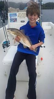 family-friendly fishing charters Amelia Island, FL