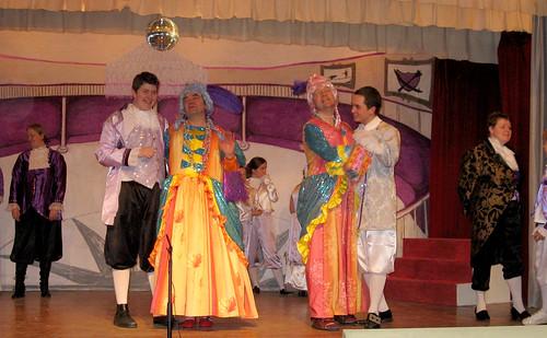 2007 Cinderella 30
