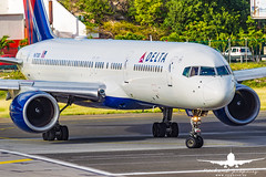Delta Airlines B757-200_AS5J2696 (RJJPhotography) Tags: aviation caribbean sxm princessjulianainternationalairport