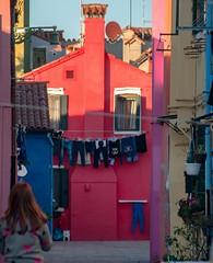 Burano (Lpez Pablo) Tags: urban italy venezia burano
