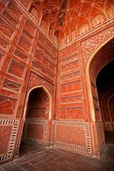 Taj Mahal 189 (David OMalley) Tags: world india heritage river site tomb taj mahal agra unesco mausoleum shah pradesh uttar jahan mughal mumtaz yamuna