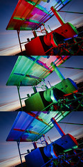 RGB Steam Engine Triptych (Notley) Tags: missouri notley notleyhawkins 10thavenue httpwwwnotleyhawkinscom missouriphotography notleyhawkinsphotography ruralphotography light lightpainting night nocturne midwest ruralusa evening red redlight 2016 sky clouds sunset truck abandoned steamtractor coopercountymissouri overtonmissouri july bluelight redgel bluegel blue green greenlight greengel rgb rgblight bluehour canopy steamengine triptych trio triad