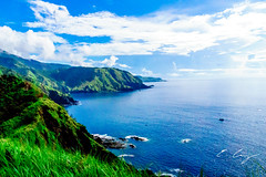 DSC01818 (ervincatlicruz) Tags: sony sonya6000 sonyalpha sonyimages philippines aurora dingalan sea ocean mountains nature