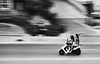 panning (CU TEO MD) Tags: panning people blackandwhite bw scooter miami florida travel vacation sony a6300 soe ngc twop artofimages