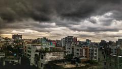 dhaka cloudy sky (Sujoy Virus) Tags: city cloudy smartphone sky cloud clouds dhaka bangladesh bangladeshi asus