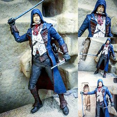 #arno #dorian #assassinscreed #unity #acunity #paris #blue #hue #chemical #revolution #united #parkour #brotherhood  #instatoys #toygraphyid #actionfigure #toypic #toyphotography #collage #toycommunity #plasticcrack #toys #photo #toycollector #toycollecti (Geek75sg) Tags: instagramapp square squareformat iphoneography uploaded:by=instagram arno dorian assassinscreed unity acunity paris blue hue chemical revolution united parkour brotherhood