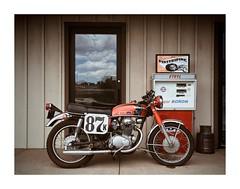 Honda daydreaming - XII (scurvy_knaves) Tags: classic minnesota vintage honda japanese motorcycles msp automotive automoto motocicli hondadaydreaming