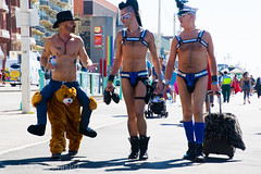 No Caption required!! (judethedude73) Tags: sussex streetphotography streetlife festival gay costumes hove