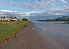 River Nith and Estuary at Glencaple near Dumfries (penlea1954) Tags: uk sea river la scotland dock outdoor estuary dg solway dumfries galloway nith malouine glencaple
