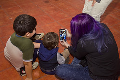 Francisco, Valentino y Angelina (Alvimann) Tags: boy woman baby kids digital canon kid mujer women nios nio mujeres canoneos babyboy varon canon550d canoneos550d alvimann
