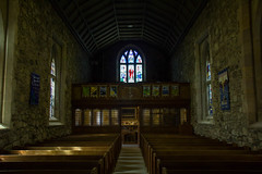 Biggar Kirk interior (7) (Bill Cumming) Tags: lanarkshire biggar church historic nave