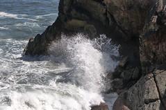 CFR3065 La Peona (Carlos F1) Tags: nikon d300 principado asturias mirador playa salinas beach view mar sea sand arena rock roca cliff acantilado principadodeasturias spain peona
