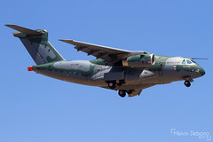 ' Embraer - Brazilian Air Force ' Embraer KC-390  'PT-ZNF'  LMML (Melvin Debono) Tags: embraer kc390 lmml malta melvin debono mla ptznf brazilian brazil air force