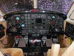 Cockpit, King Air B200T PR-KEM (Antônio A. Huergo de Carvalho) Tags: cockpit beech beechcraft kingair king superkingair b200 b200t prkem