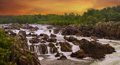Great Falls (static_dynamic) Tags: greatfallspark waterfall potomacriver virginia nationalpark nps travel summer