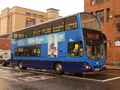 First Midland Bluebird 32679 - SN55 HFG at Glasgow's Cathedral Street (Duffy 3) Tags: first midland bluebird 32679 sn55hfg