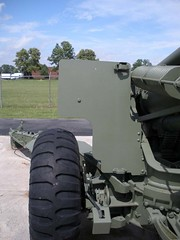 "US 155mm M1A1 Howitzer 12 • <a style=""font-size:0.8em;"" href=""http://www.flickr.com/photos/81723459@N04/28527165274/"" target=""_blank"">View on Flickr</a>"